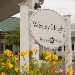 Wesley Heights at Wesley Village